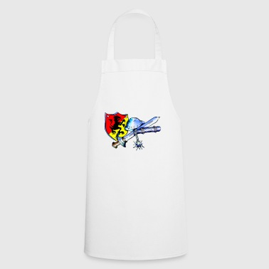 Sword shield morning star - Cooking Apron