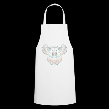 Sardinian amphora with brilliants - Cooking Apron