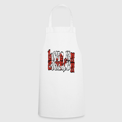 LOVE my Country (Canada) - Cooking Apron