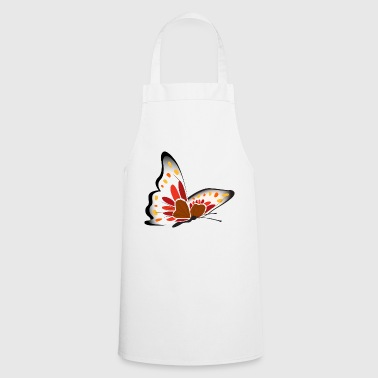 Butterfly illustration - Cooking Apron