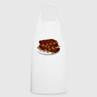 Spare ribs - Cooking Apron