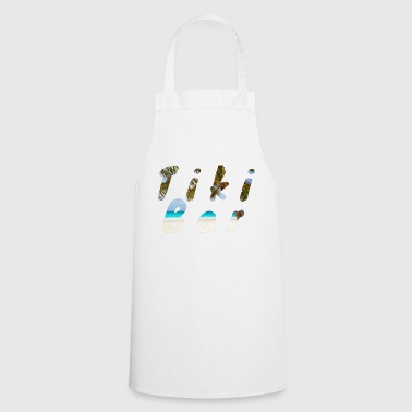 Tiki bar - Cooking Apron