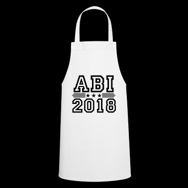 High School 2018 - Cooking Apron