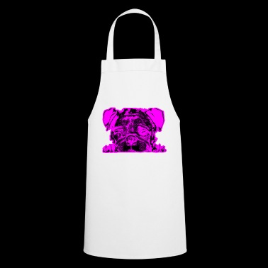 Pug puppy - Cooking Apron