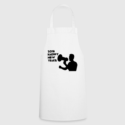 Happy New Year - Cooking Apron