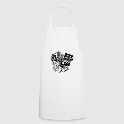 block - Cooking Apron