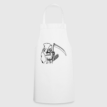 death - Cooking Apron
