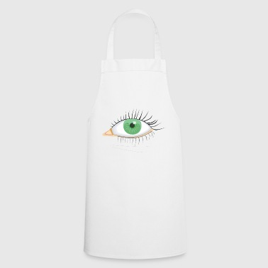 A nice eye - Cooking Apron