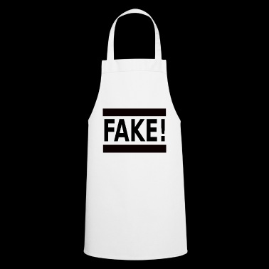 fake - Cooking Apron
