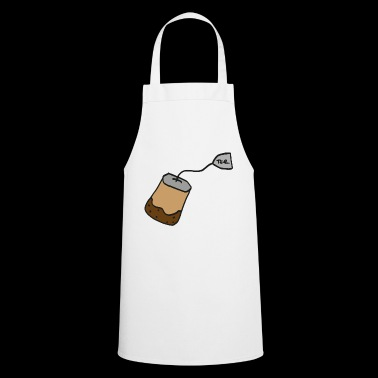The tea-bell tea - Cooking Apron