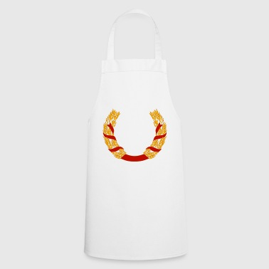 Wheat wreath - Cooking Apron
