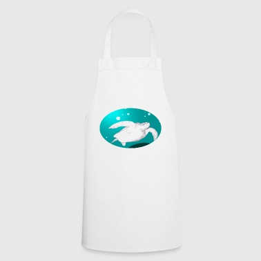 turtle - Cooking Apron