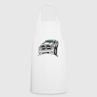 0569 dr white - Cooking Apron