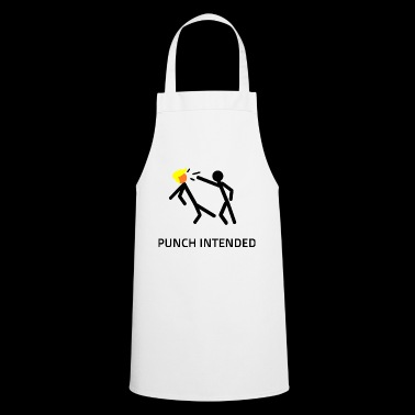 PUNCH INTENDED - Cooking Apron