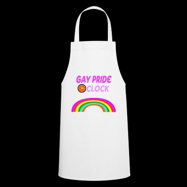 gay gay pride - Tablier de cuisine