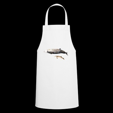 Cuvier's beaked whale - Ziphius cavirostris Beaked whale - Cooking Apron
