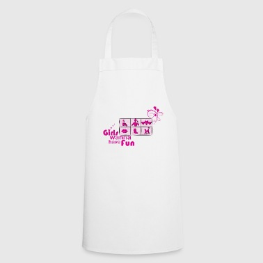 FUN girl`s - Tablier de cuisine