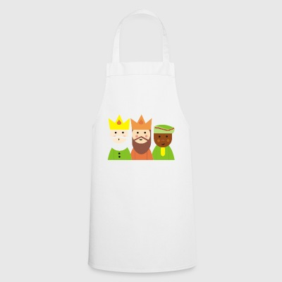 Three holy Kings - Cooking Apron