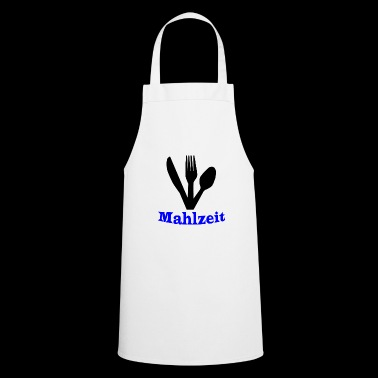 Knife, fork and spoon - meal - Cooking Apron