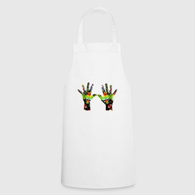 hands - Cooking Apron