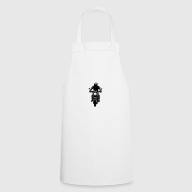 motorcyclist - Cooking Apron