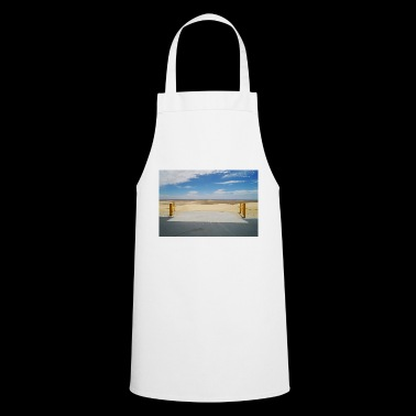 The gate to the desert, gift idea - Cooking Apron