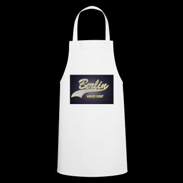 Berlin Jewelry Chain Pendant Bling Bling Poster - Cooking Apron