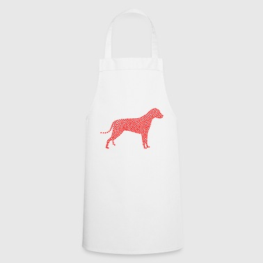 Love of dogs - Cooking Apron