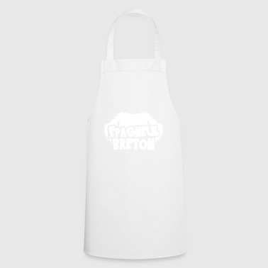 Epagneul Breton Silhouette - Cooking Apron