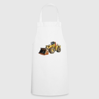 wheel loaders - Cooking Apron