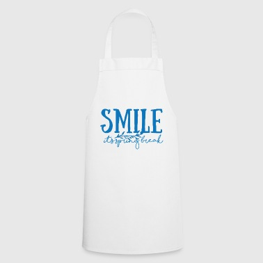Spring Break / Spring Break: Smile - c'est le printemps - Tablier de cuisine
