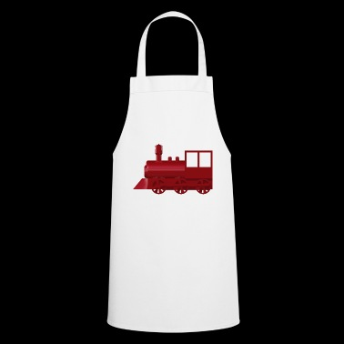 locomotive - Cooking Apron