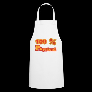 100% physical - Cooking Apron