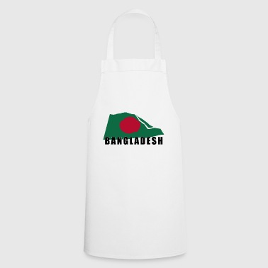 Movement of The Bangladesh Flag - Cooking Apron