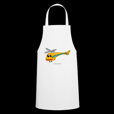 Bob the helicopter - Cooking Apron