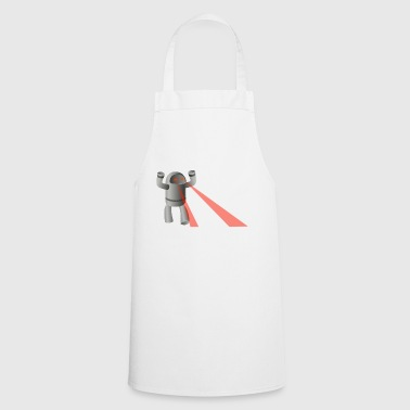 robot - Cooking Apron