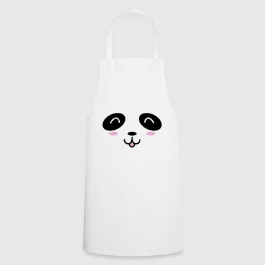 Puppy panda (Puppies) - Cooking Apron