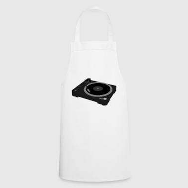 record player - Cooking Apron