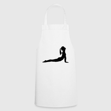 meditation - Cooking Apron