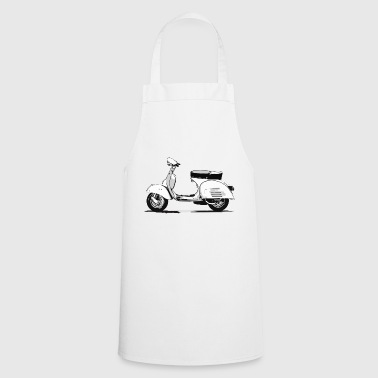 scooter - Cooking Apron