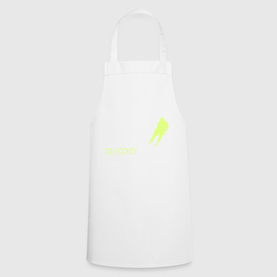 Evolution - Ice Hockey T-Shirt Gift - Cooking Apron