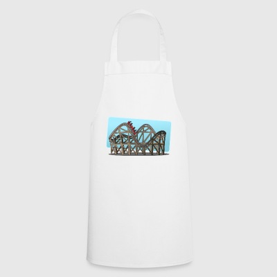 roller coaster - Cooking Apron