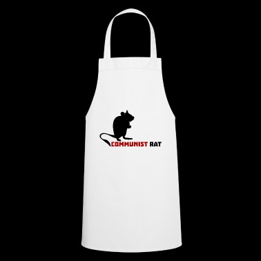 Rat communiste - Tablier de cuisine