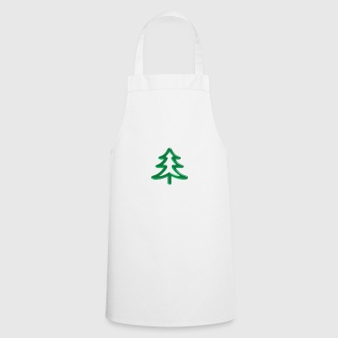 Xmas tree - Cooking Apron