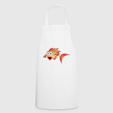 Fish angler - Cooking Apron
