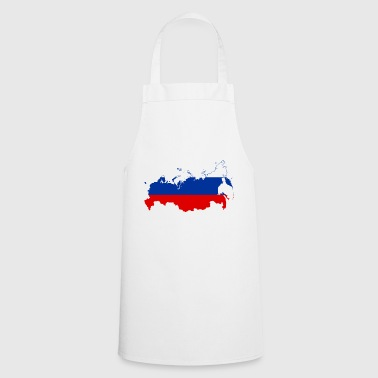 Russia map - Cooking Apron