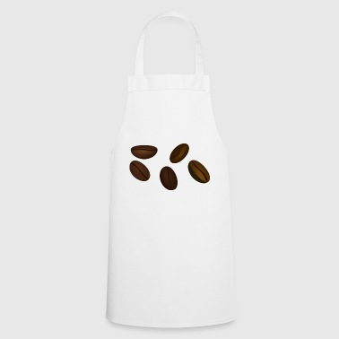 coffee beans - Cooking Apron