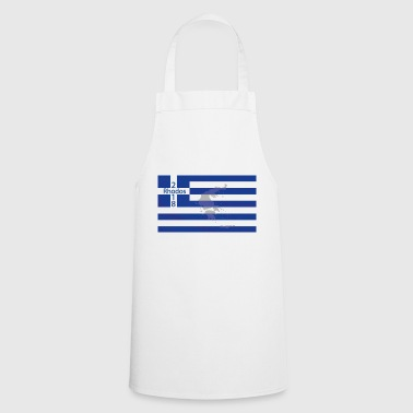 Limited Edition Greece 2018 - Greece - Cooking Apron