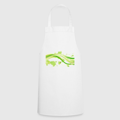 Natural decoration - Cooking Apron