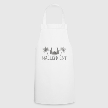 Malleficent (Malle party girls evening) - Cooking Apron